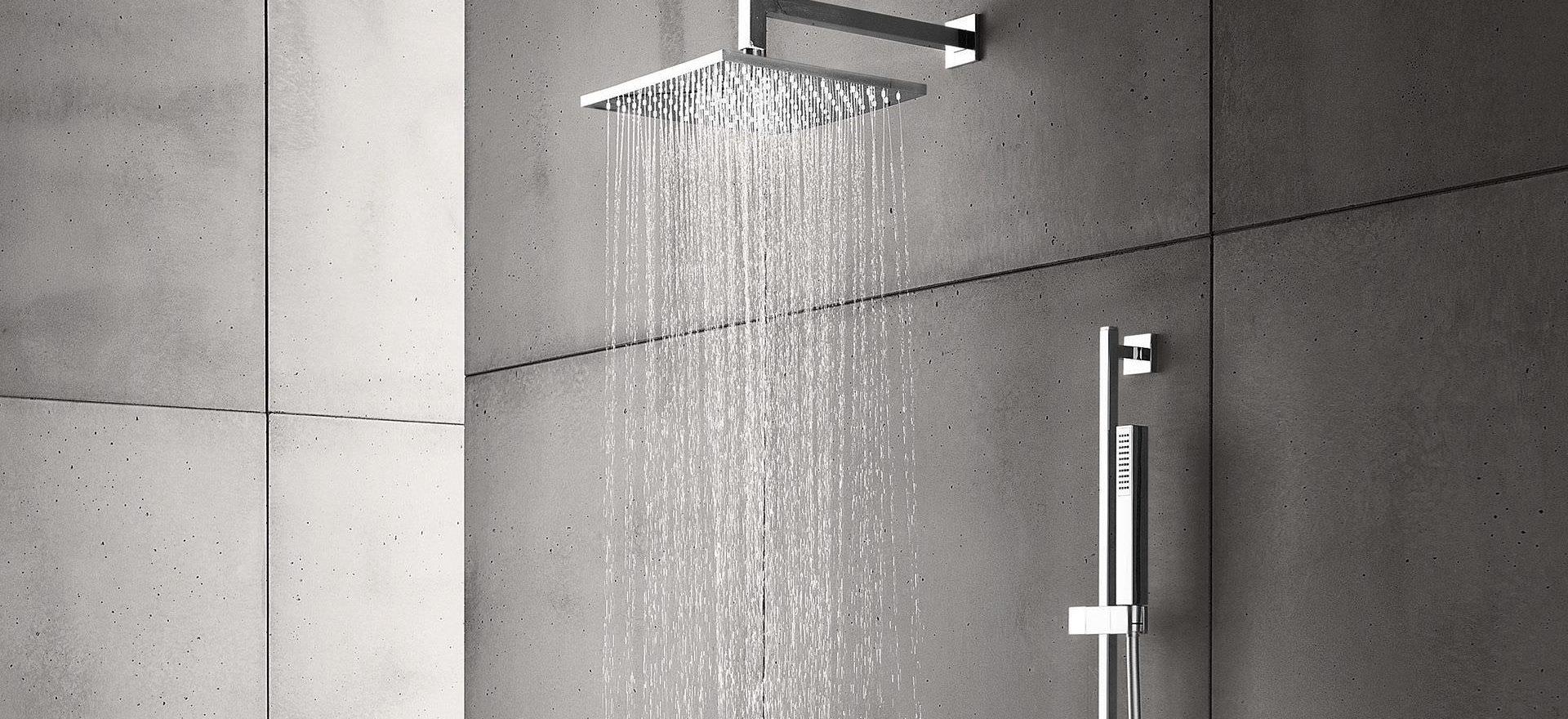 Ceiling Mounted Shower Head modern flush mount lighting corner bathroom sink cabinet